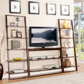 Lean Living Leaning Tv Stand I Riverside Furniture