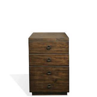Perspectives Mobile File Cabinet I Riverside Furniture