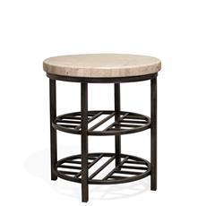 Capri Chairside Table Riverside Furniture
