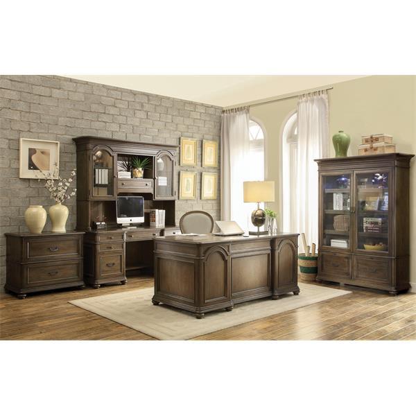 Belmeade Executive Desk Riverside, Riverside Furniture Desk
