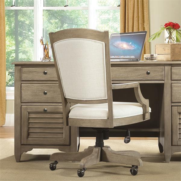 Myra Upholstered Desk Chair Riverside, Riverside Furniture Desk Chair