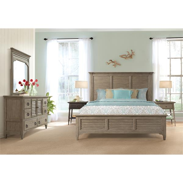 Myra One Drawer Nightstand Riverside Furniture